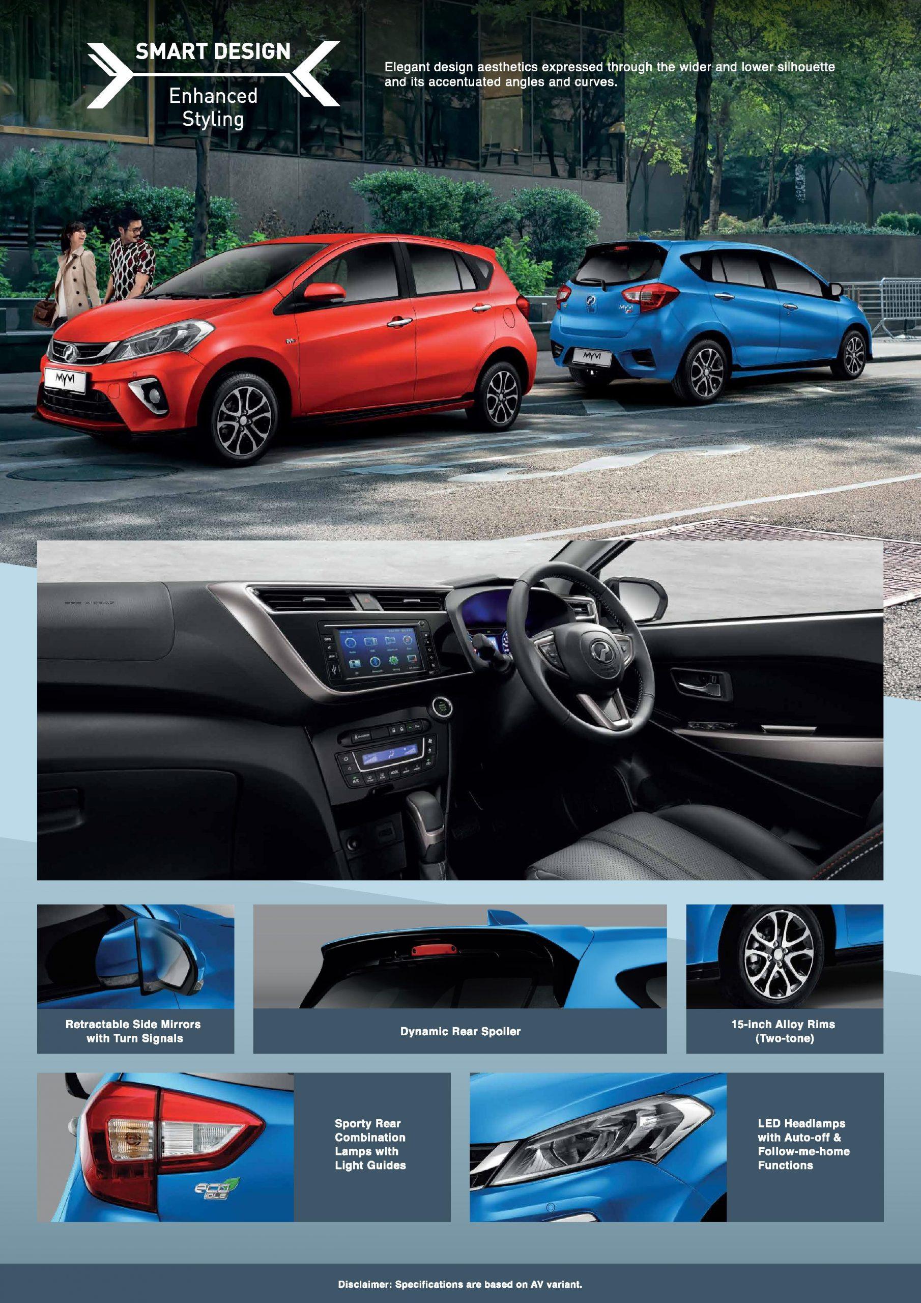 kereta Perodua Myvi